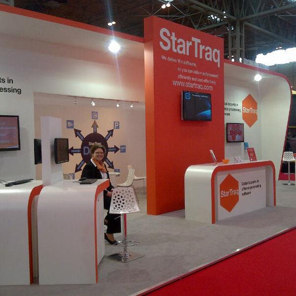 StarTraq: Exhibition Designs, Brochure, Graphic Design