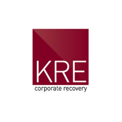 KRE Corporate Recovery: Logo, Branding, Website
