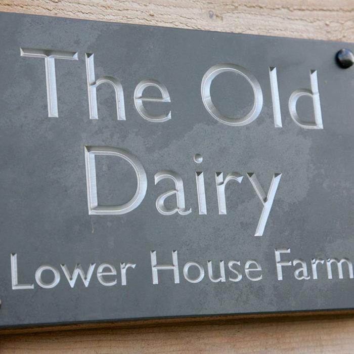 The Old Dairy Malvern: Website