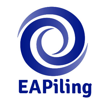EA Piling: Logo, Website and Brochure