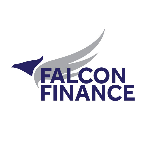 Falcon Finance : Logo and Branding