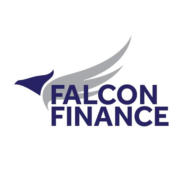Falcon Finance : Logo and Branding